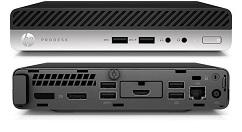 惠普帶來ProDesk 405 G4:4月開售