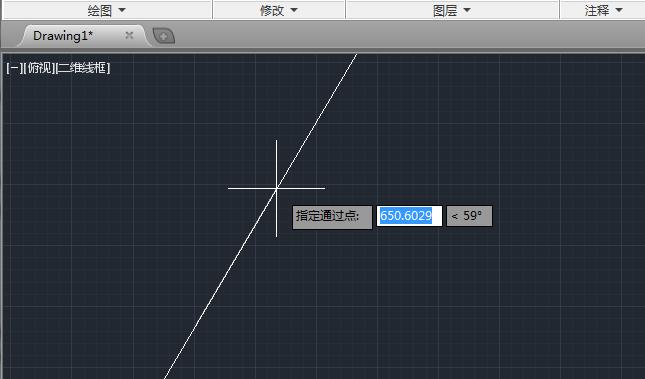 cad2014v射线画射线和操作线的图文构造CAD风机新图片