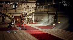 《八方旅人》亮相Steam:6月8日开始发售
