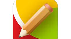 画图工具制作黄色月牙的操作教程
