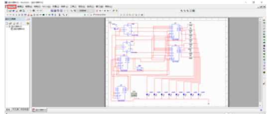 Multisim14v教程PDF操作教程的打印文件拖鞋初学者视频钩教程图片
