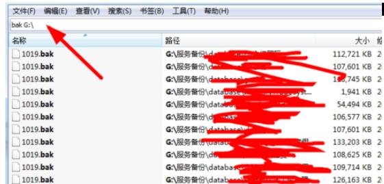 everything搜索u盘文件的操作讲解截图