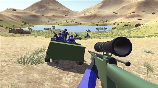 战地模拟器各地图通关攻略