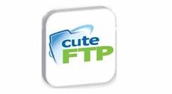 cuteFTP設置語言的操作教程