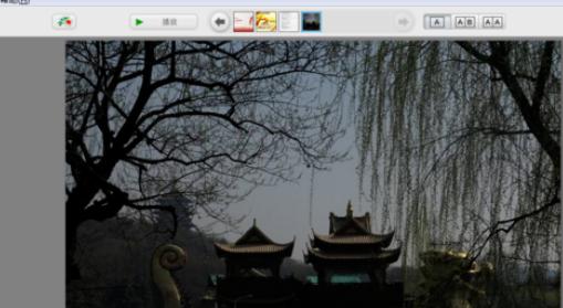 Google Picasa修整照片颜色及亮度的操作过程
