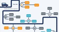 亿图流程图制作软件中绘图功能的详细教学