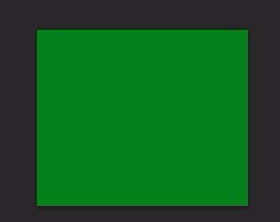 photoshop cs6制作绿色对话的方法步骤