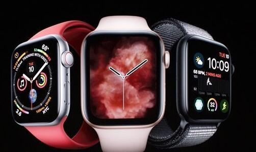 苹果旗下Apple Watch 5设备来了:内置指南针