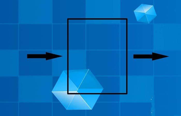 PS怎么画带箭头的简单的流程图?