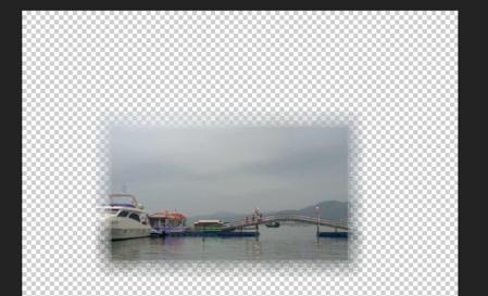 photoshop绘制梦幻边框的操作流程