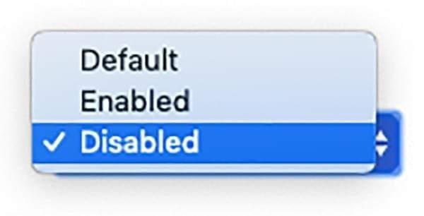 禁止谷歌浏览器隐藏url和www前缀的操作方法截图