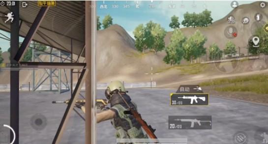 和平精英穿墙射击bug操作方法攻略