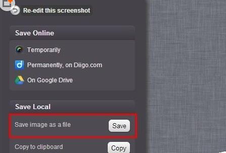 谷歌浏览器(Google Chrome)截图整个网页的的操作流程截图