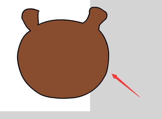 Flash手绘猫头鹰矢量图的操作方法