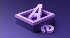 AE制作图像文字的操作步骤