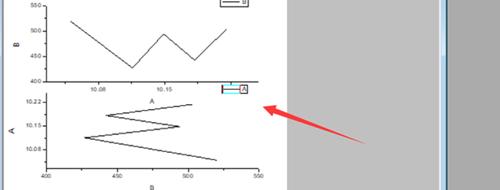 Origin将两张图合成一张的操作方法
