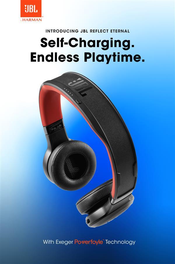 酷炫!无限续航蓝牙耳机诞生:众筹价为99美元
