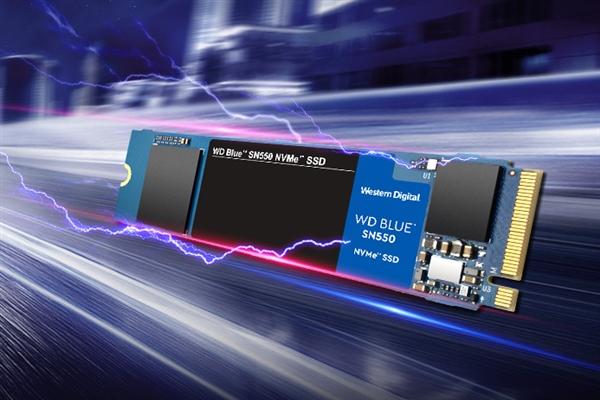 西数最值得买的SSD开卖:每GB 仅需8毛钱