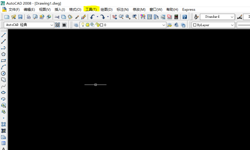 AutoCAD自适应降级进行取消的操作方法