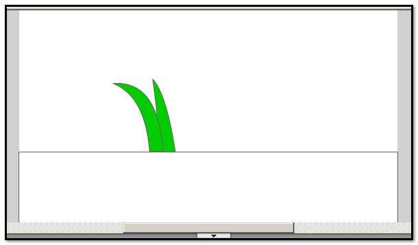 Flash绘制绿色小草的详细方法