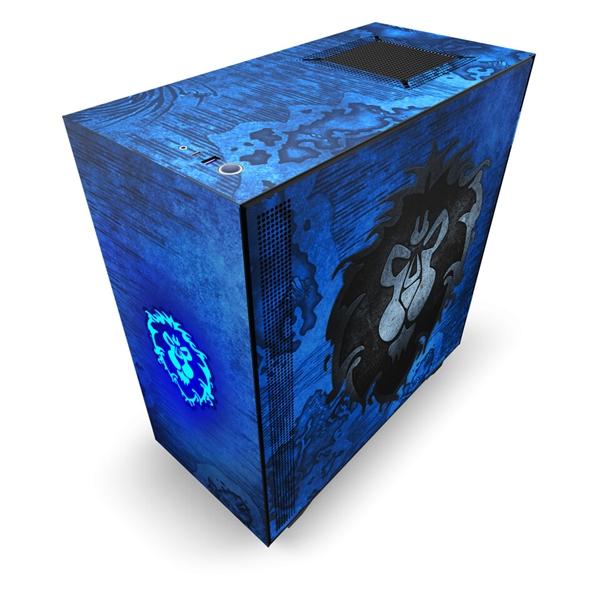 全新《魔兽世界》定制机箱降临:诚意满分!截图