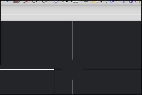 UG10.0设置十字光标满屏的操作教程