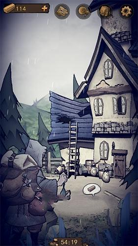 猫头鹰和灯塔雕木头剧情与雕刻时间解析