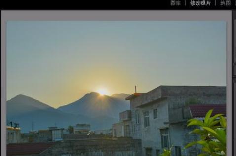 Lightroom给图片制作HDR效果的操作教程