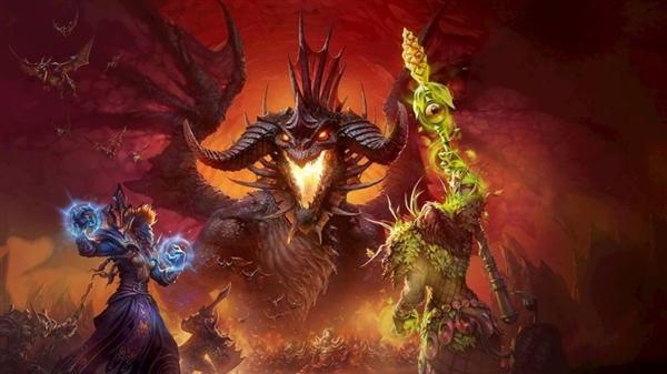 《魔兽世界》活跃玩家数越来越多!怀旧服功劳最大