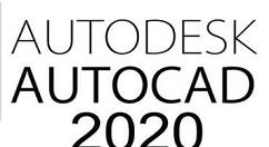 AutoCAD2020设置模板的操作方法