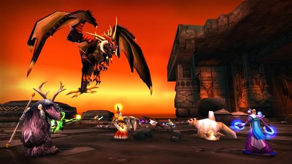 《魔兽世界》官方福利:7天免费玩