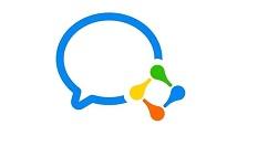 企业微信老师通知学生上直播课的方法