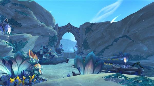 《魔兽世界》9.0新截图:画质、性能大进步