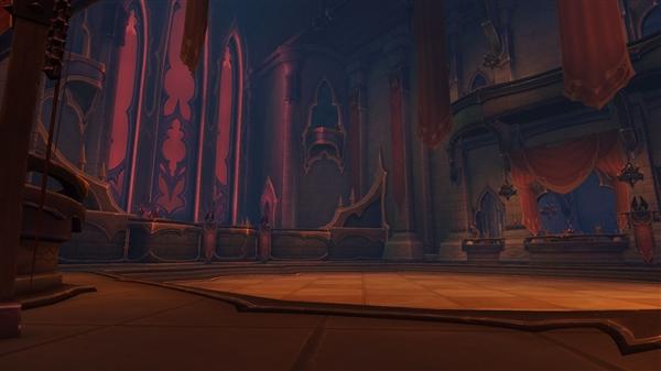 《魔兽世界》9.0新截图曝光:画质进步