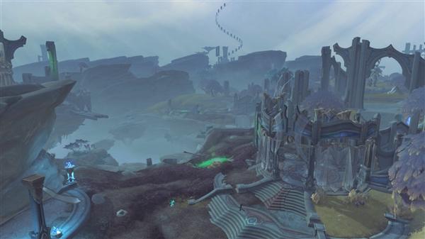 《魔兽世界》9.0新截图:画质、性能大进步截图