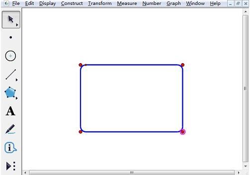几何画板文本框的制作方法