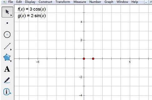 几何画板绘制参数曲线的操作方法