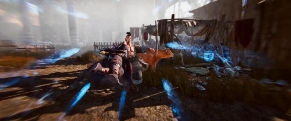 国产新作《紫塞秋风》将于7月10日上架Steam截图