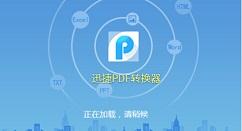 迅捷PDF转换器将pdf转为ppt时设置ppt大小的操作方法