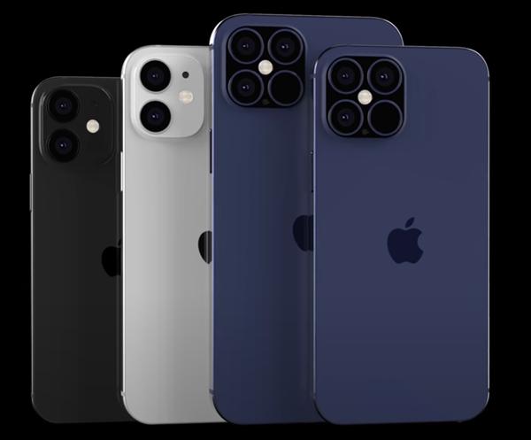 四款iPhone 12外形/價格曝光 便宜!