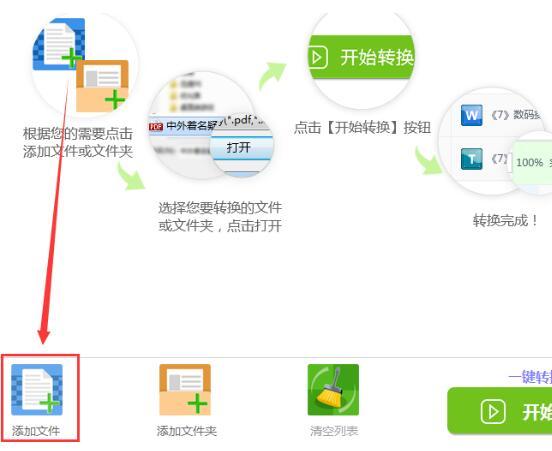 迅捷PDF转换器进行分割PDF文档页面的具体操作讲述截图