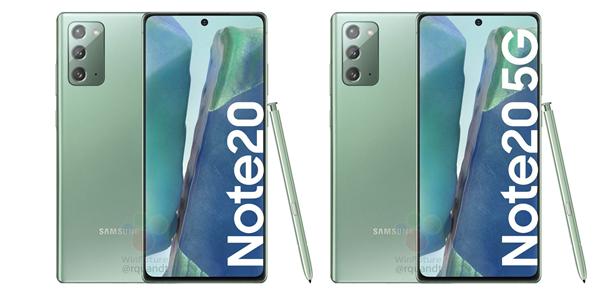 三星Galaxy Note 20搭载Exynos 990优化版:与骁龙865 Plus一样快