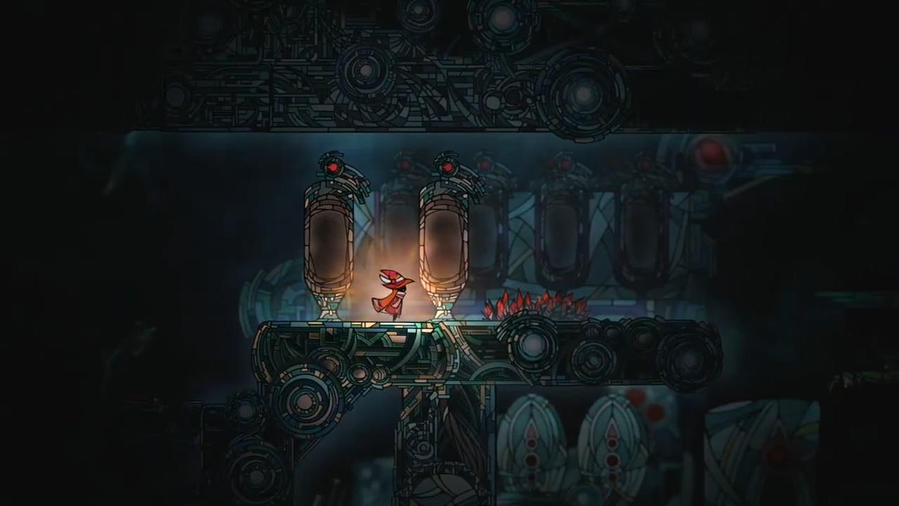 佳作《微光》上市预告宣布 一款2D动作冒险游戏截图