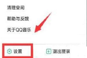手机QQ音乐怎么开启桌面歌词2