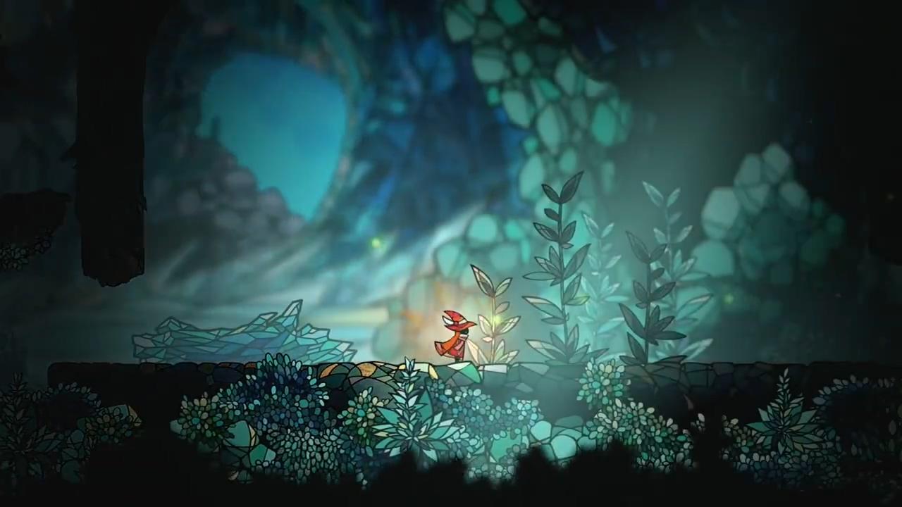 佳作《微光》上市预告宣布 一款2D动作冒险游戏