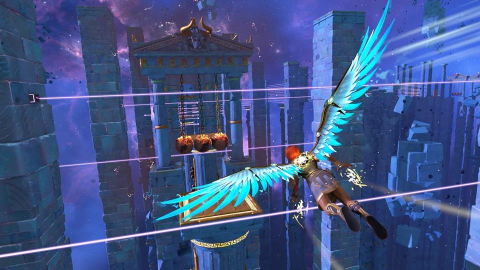 育碧重新带来《渡神纪:芬尼斯崛起》 画面风格更改
