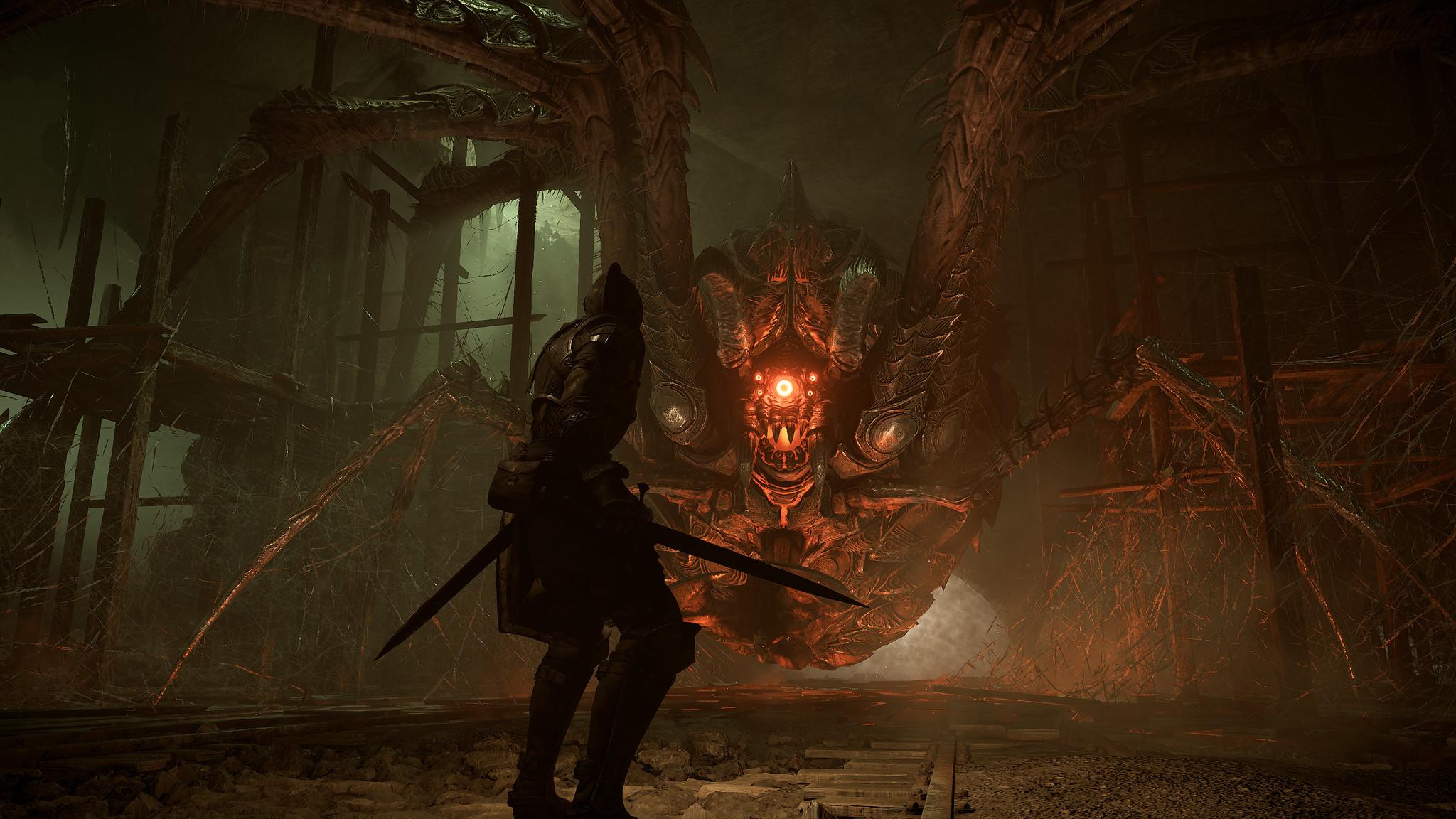 《恶魔之魂:重制版》新截图公开 全面性强化