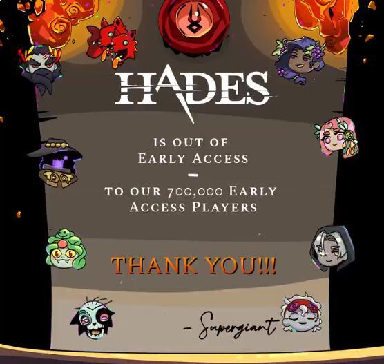《哈迪斯》销量达100万以上 或会移植到其他平台截图