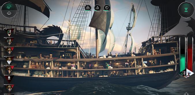 《海盗指挥官》现身Steam平台 一款求生沙盒游戏