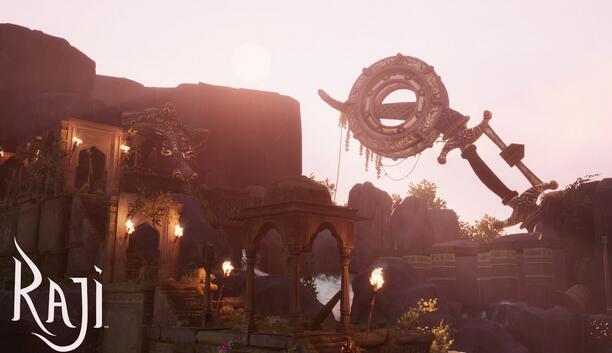 《Raji:远古传奇》将于10月15日发售截图